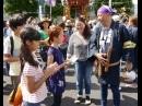 【子ども記者取材記事】No.1―「布多天神社例大祭」を取材体験