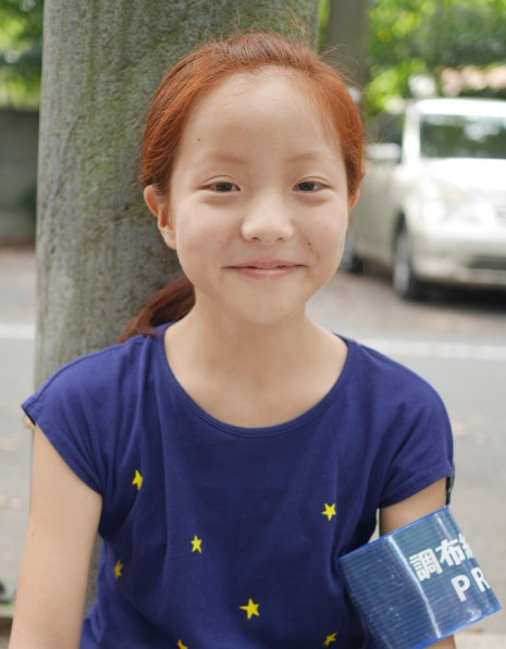 5年 山本莉緒さん